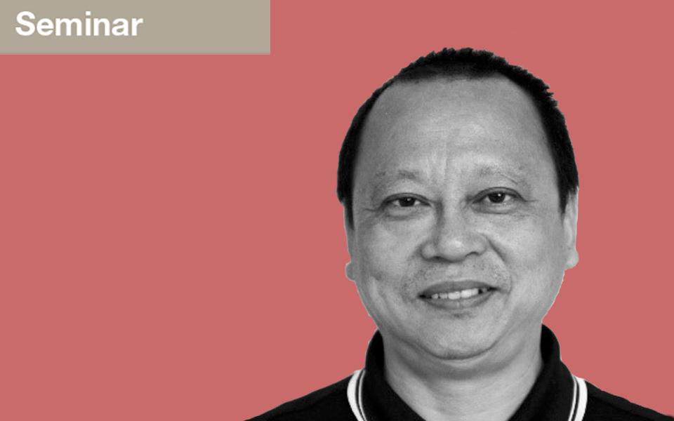 7月4日 ワンアジア特別講義 Hsien-te Lin先生!