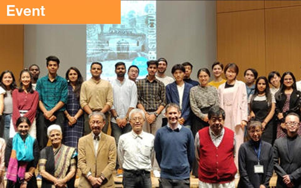 国際シンポジウム「日本とインドにおける<水>をめぐる環境遺産の現状」開催