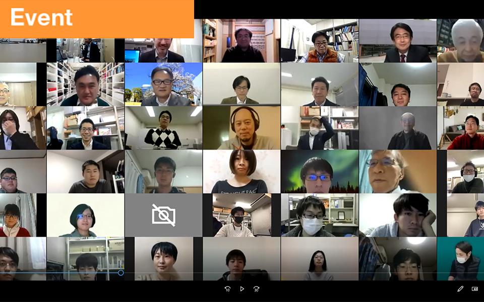2020年度第2回特別セミナー『東日本大震災から10年,私たちは何を考え,何をすべきか』開催報告